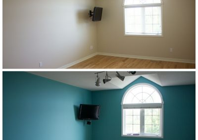 painted rooms